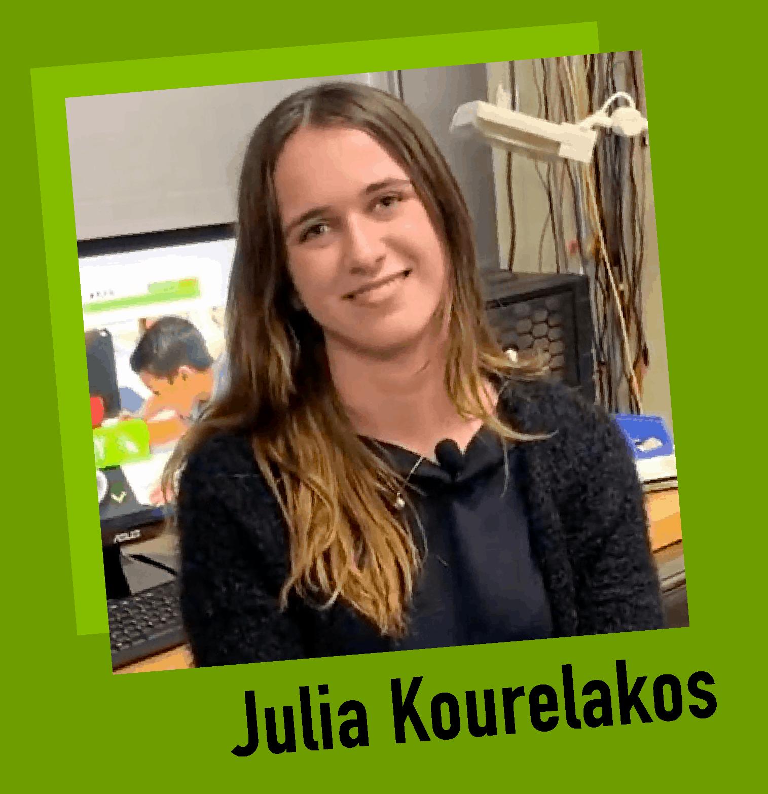 Julia Kourelakos