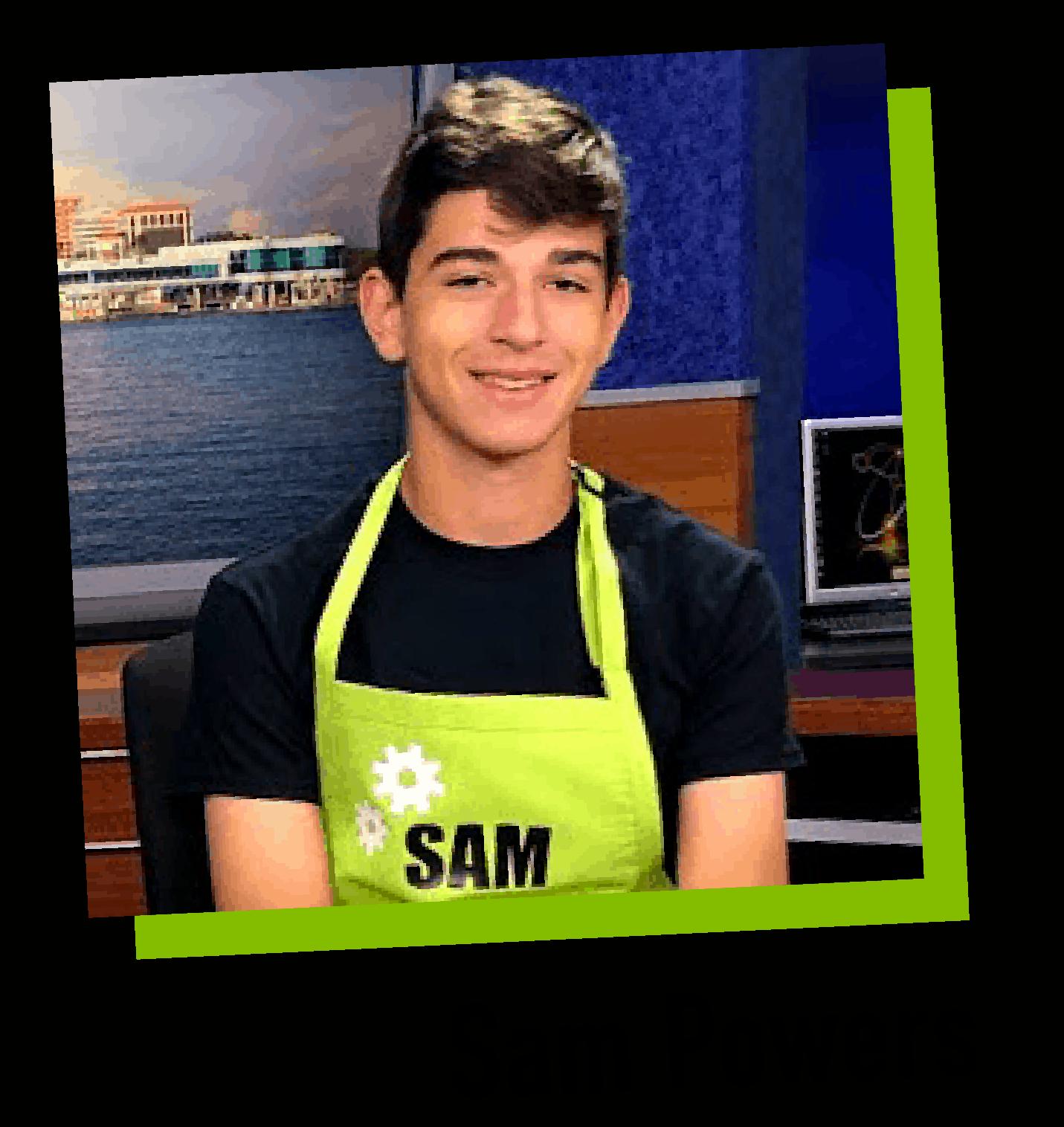 Sam Powers