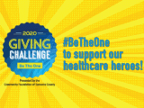 2020 Giving Challenge | #BeTheOne