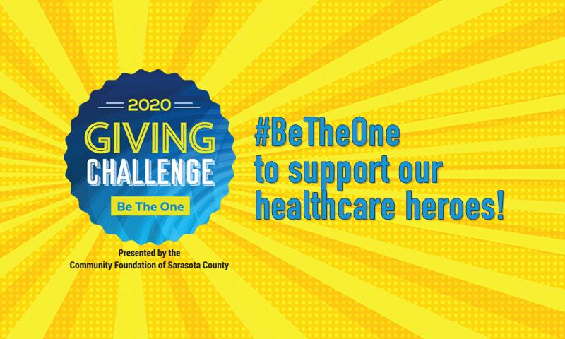 2020 Giving Challenge | #BeTheOne