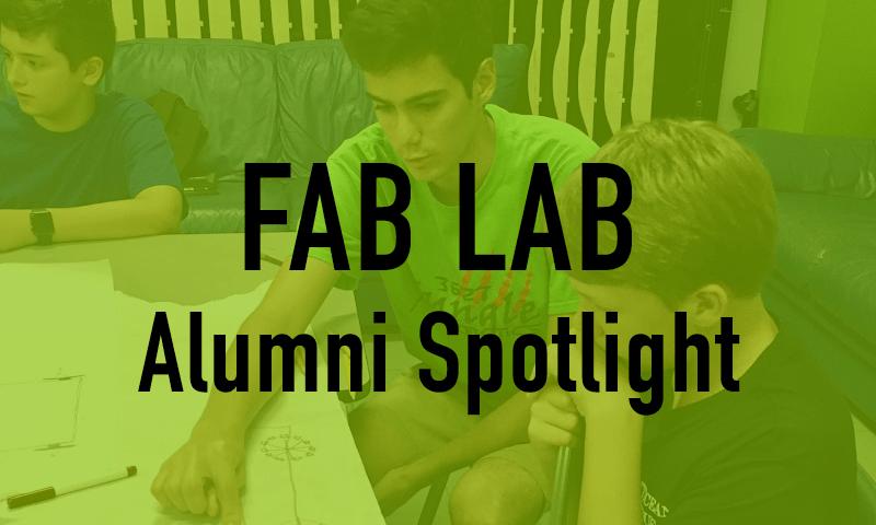 Fab Lab Alumni spotlight Alex Lindsay
