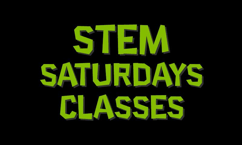 STEM Saturdays classes blog image